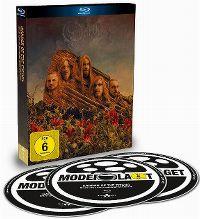 Cover Opeth - Garden Of The Titans [DVD]